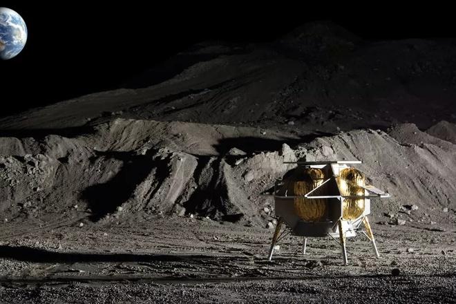 NASA mua da Mat Trang anh 1