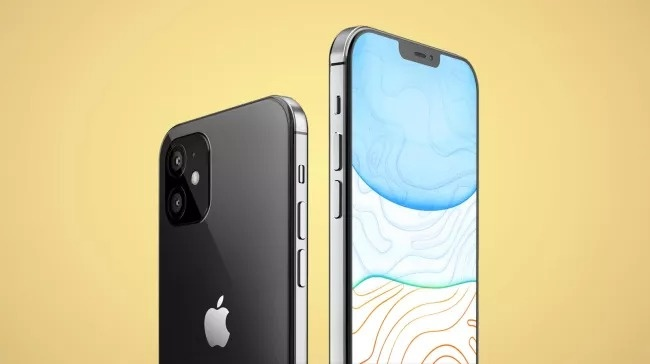 thong tin ve iPhone 12 mini anh 1