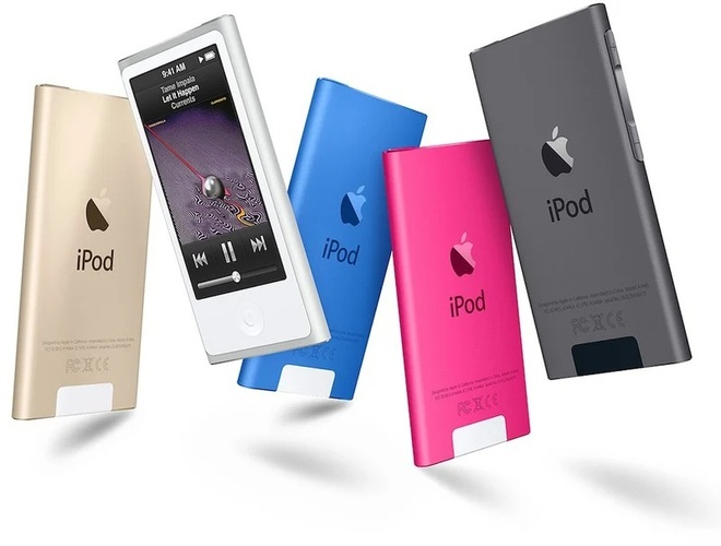 Apple khai tu iPod nano anh 1
