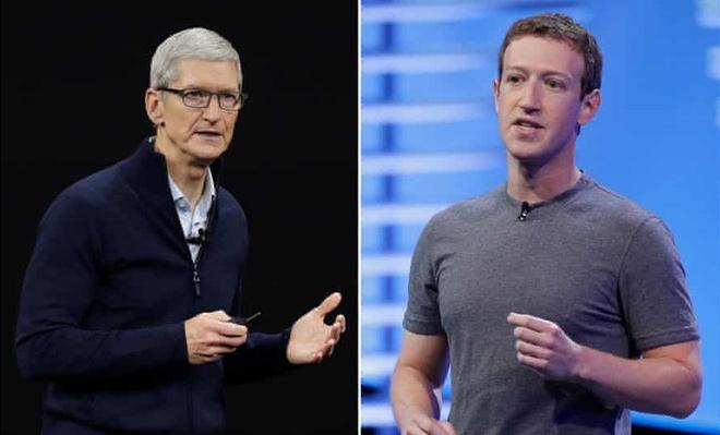 Apple va Facebook mau thuan ve thu thap du lieu nguoi dung anh 1
