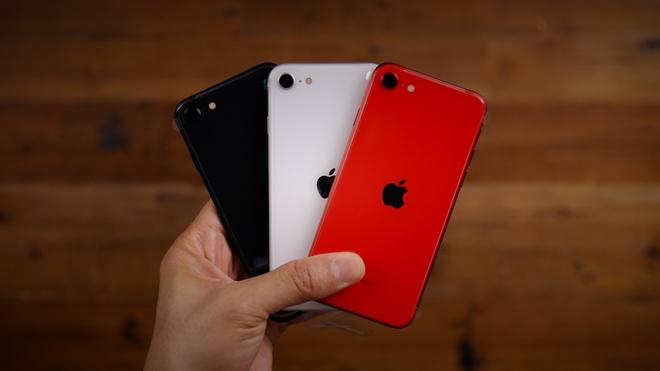 iPhone SE mới sẽ có mạng 5G, bỏ phần khuyết đỉnh