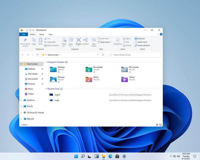 Hinh anh Windows 11 bi phat tan tren Internet anh 4