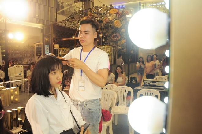 Hoang Yen Chibi dep diu dang trong trang phuc kimono hinh anh 8