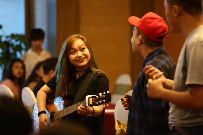 'Huda Central's Top Talent' thu hut nhieu tai nang tre hinh anh