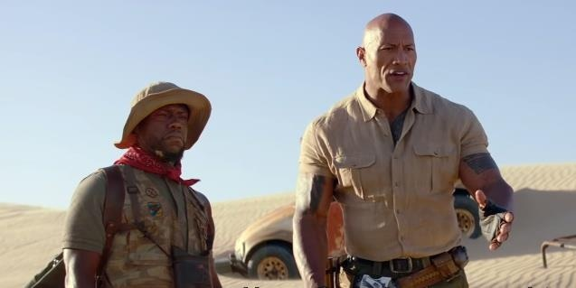 Video: Trailer Jumanji hinh anh