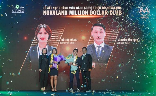 Novaland Million Dollar Club ra mat 2 chuyen vien BDS cap cao dau tien hinh anh 1 1.1_1.jpg