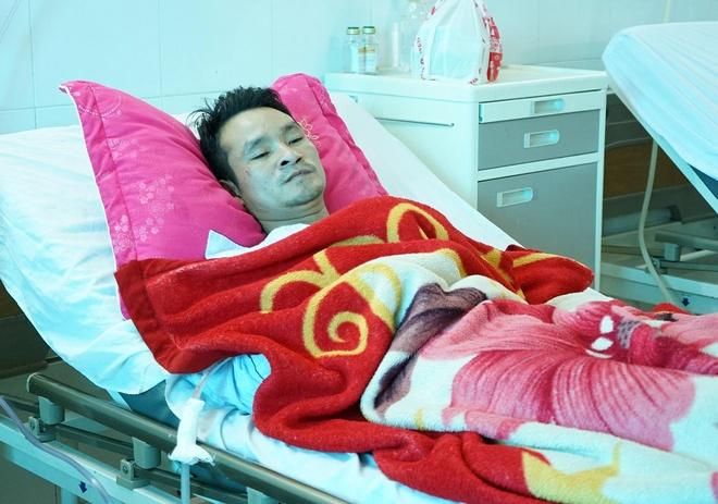 Luc Van Tien bi dam o Bac Ninh anh 1