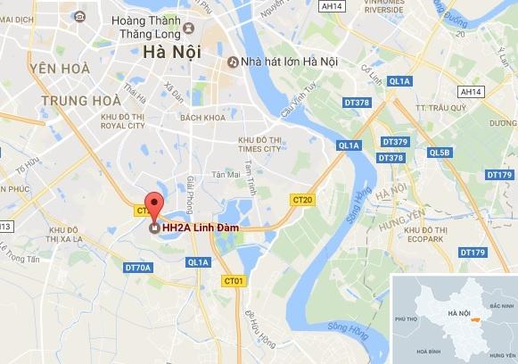 Co gai tu vong o do thi Linh Dam anh 2