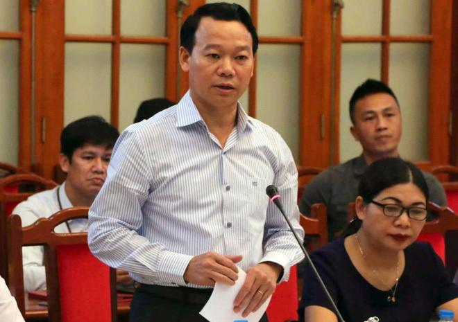 Chu tich Yen Bai: Cam ket lam nghiem kien nghi tu vu ong Pham Sy Quy hinh anh 1