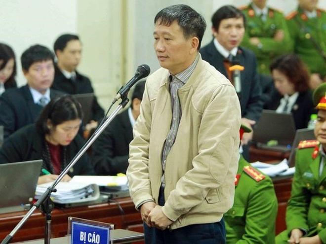 Trinh Xuan Thanh: 'Bi cao khong muon do loi cho cap duoi' hinh anh