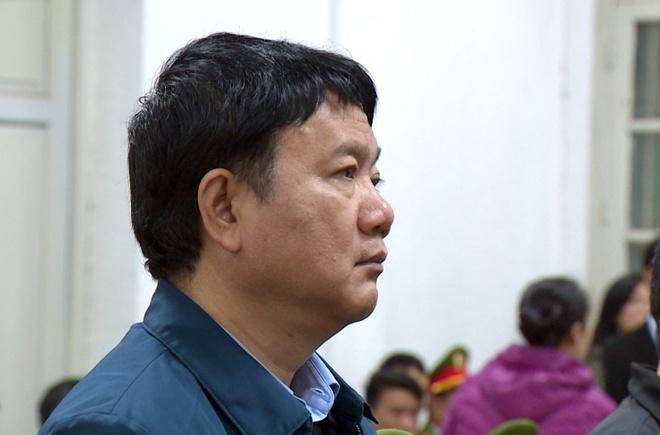 Dinh La Thang, Trinh Xuan Thanh khang cao hinh anh