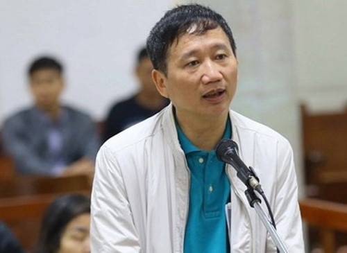 Con trai Trinh Xuan Thanh khang cao de nghi tra oto, biet thu hinh anh 1