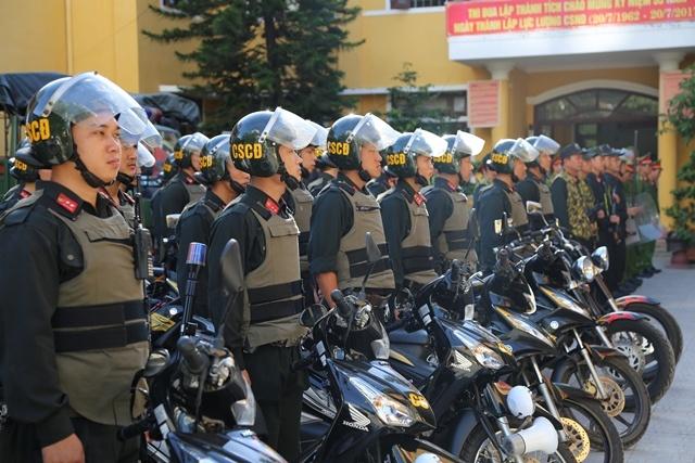 Bo Cong an chi dao tran ap toi pham dip nghi le 30/4 - 1/5 hinh anh