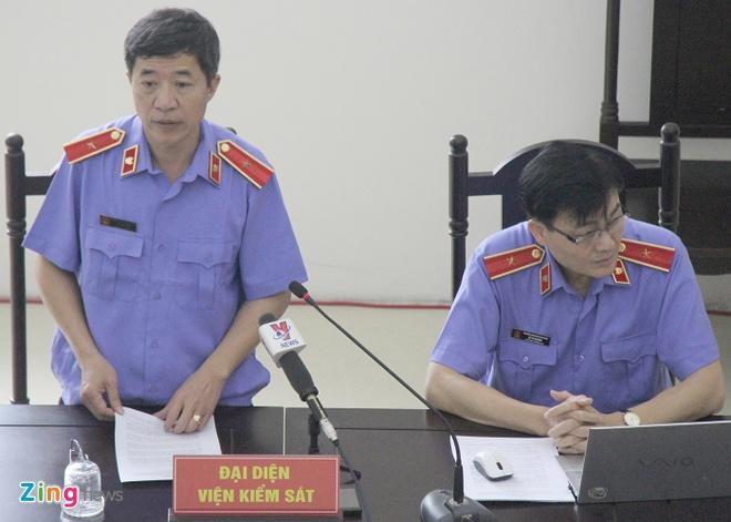 VKSND bac khang cao cua Ha Van Tham, Nguyen Xuan Son hinh anh