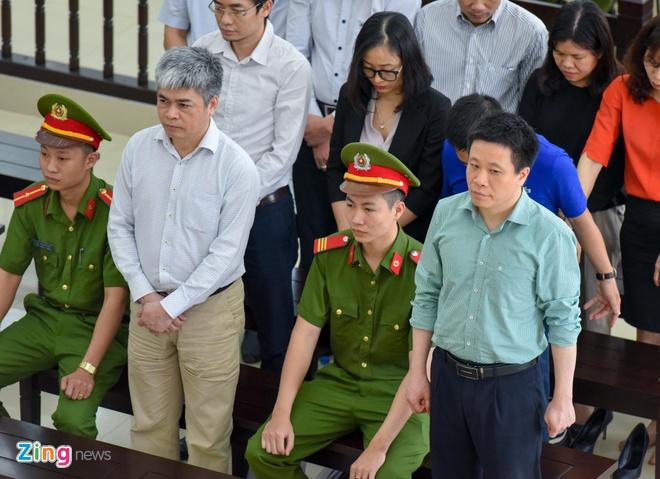 Toa y an tu hinh nhung kien nghi giam an cho Nguyen Xuan Son hinh anh 1