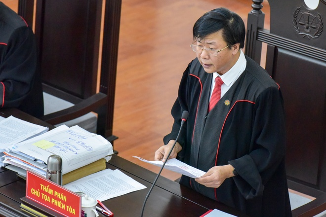 Toa y an tu hinh nhung kien nghi giam an cho Nguyen Xuan Son hinh anh 2