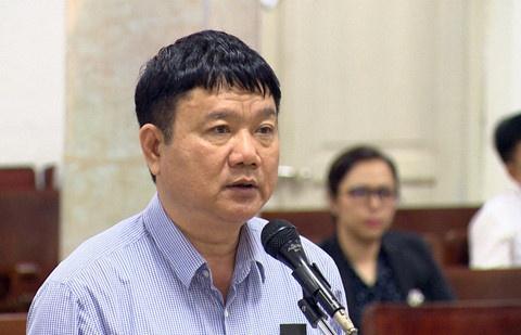 VKS de nghi y an Dinh La Thang 13 nam tu hinh anh