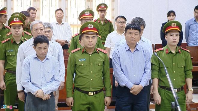 Dinh La Thang sap hau toa phuc tham vu PVN mat 800 ty hinh anh 1