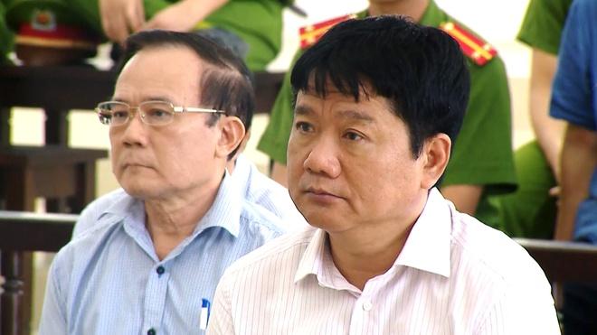 Dinh La Thang hau toa phuc tham vu PVN mat 800 ty hinh anh