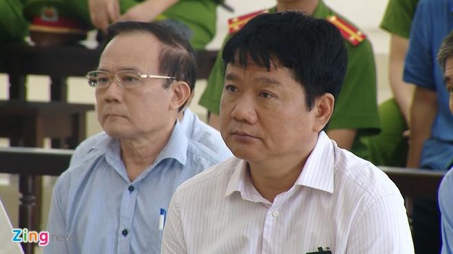 Dinh La Thang hau toa phuc tham vu PVN mat 800 ty hinh anh 1
