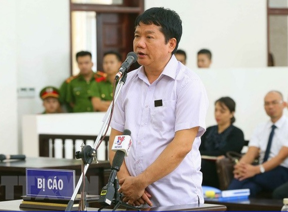 Bi cao Dinh La Thang: 'Toi khong co toi' hinh anh 1