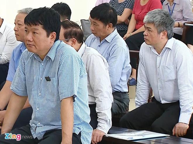 Bi cao Dinh La Thang khong duoc giam an, phai boi thuong 600 ty hinh anh 3