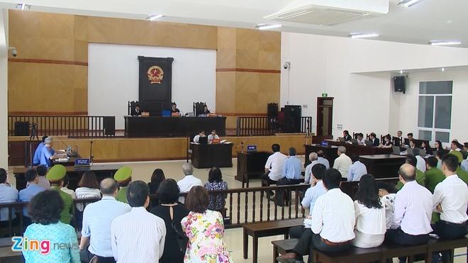 Bi cao Dinh La Thang khong duoc giam an, phai boi thuong 600 ty hinh anh 2