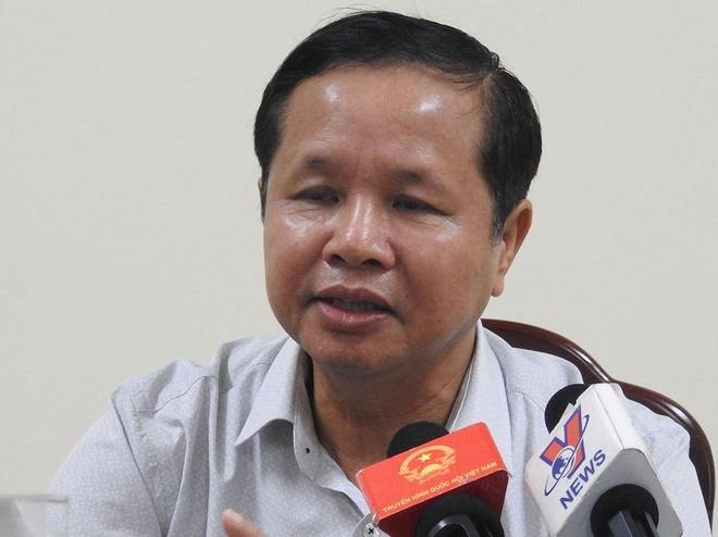Giam doc So GD&DT Hoa Binh noi ve vu sua diem thi hinh anh