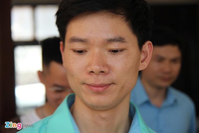 Hoang Cong Luong noi gi sau 3 lan bi thay doi toi danh? hinh anh 1