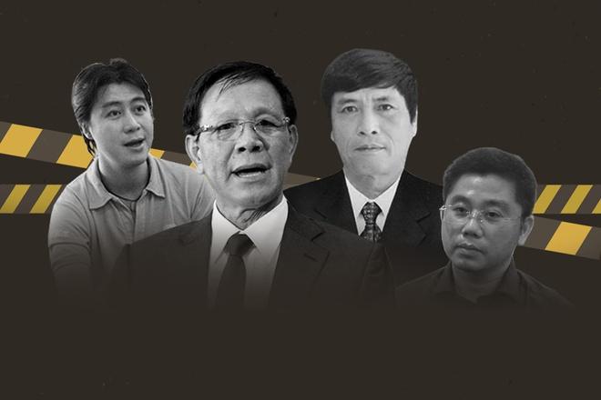 Ong Phan Van Vinh va 91 bi cao du kien hau toa tu ngay 12/11 hinh anh 1
