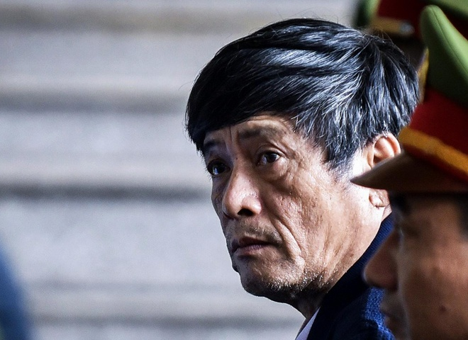 Ông Nguyễn Thanh Hóa: '9 tháng ở trại giam rất mệt mỏi'