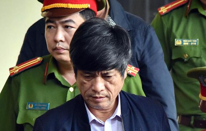 Do loi cho nguoi khac, ong Nguyen Thanh Hoa bi de nghi 8 nam tu hinh anh