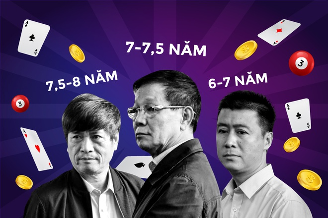 Ong Phan Van Vinh va dong pham bi de nghi muc an nao? hinh anh
