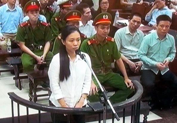 Nguyen tong giam doc Tong cong ty tham do, khai thac dau khi bi bat hinh anh 2