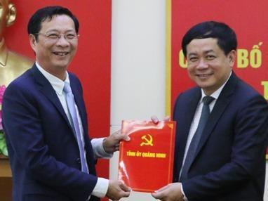 Ong Mai Vu Tuan lam Giam doc Trung tam truyen thong Quang Ninh hinh anh