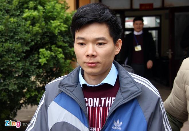 Hoang Cong Luong len tieng khai tai toa sau nhieu ngay im lang hinh anh