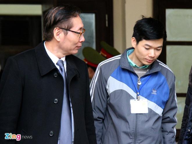 Dai dien VKS de nghi Hoang Cong Luong 3 - 3,5 nam tu hinh anh