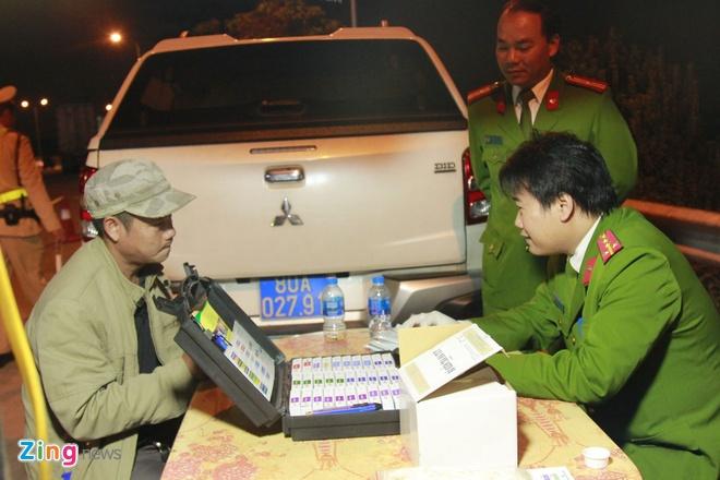Bo truong Cong an: CSGT can cong khai noi dung xu ly vi pham hinh anh 2