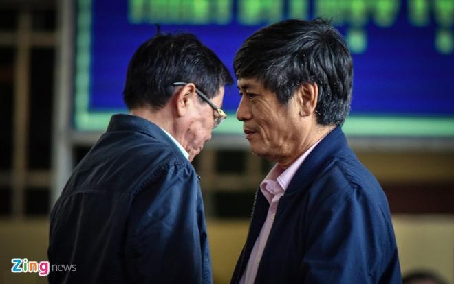 Xu phuc tham vu danh bac lien quan ong Phan Van Vinh tu ngay 5/3 hinh anh 1