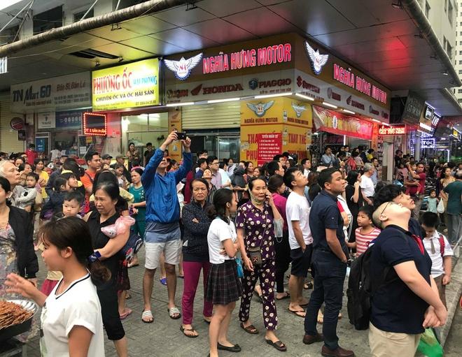 Chay chung cu HH Linh Dam anh 2