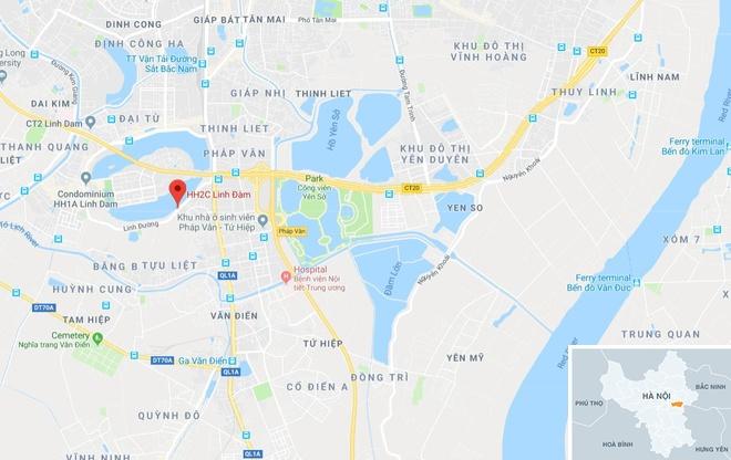 Chay chung cu HH Linh Dam anh 3