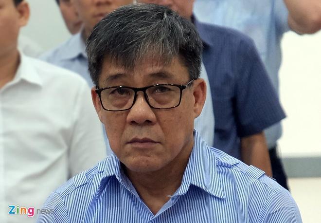 Nguoi mang an tu vang mat tai phien xu cuu Tong giam doc PVEP hinh anh 1