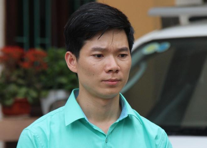 Hoang Cong Luong xin tai ngoai de tiep tuc chua benh cuu nguoi hinh anh 1