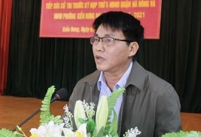 Bat 3 can bo lien quan vu ong Le Thanh Than lua doi khach hang hinh anh 1