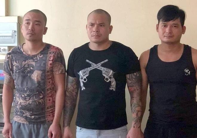 Vi sao Quang Rambo bi bat anh 2