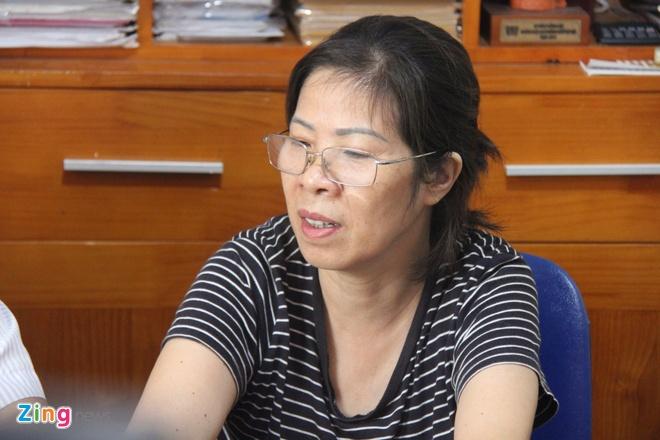 Ba Nguyen Bich Quy don tre o truong Gateway bi bat tam giam hinh anh 1