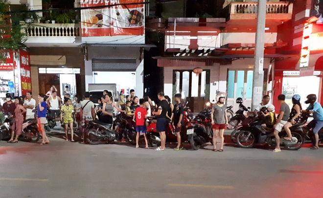 Anh trai cuong sat gia dinh em gai o Thai Nguyen, 3 nguoi thuong vong hinh anh 1