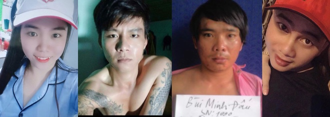 Co gai 19 tuoi trong nhom nghi can giet nguoi hinh anh 1