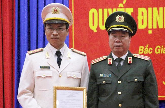 Bo Cong an bo nhiem Giam doc cong an Bac Giang, Bac Ninh hinh anh 1