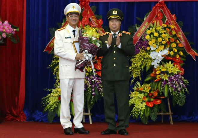Bo Cong an bo nhiem Giam doc cong an Bac Giang, Bac Ninh hinh anh 2